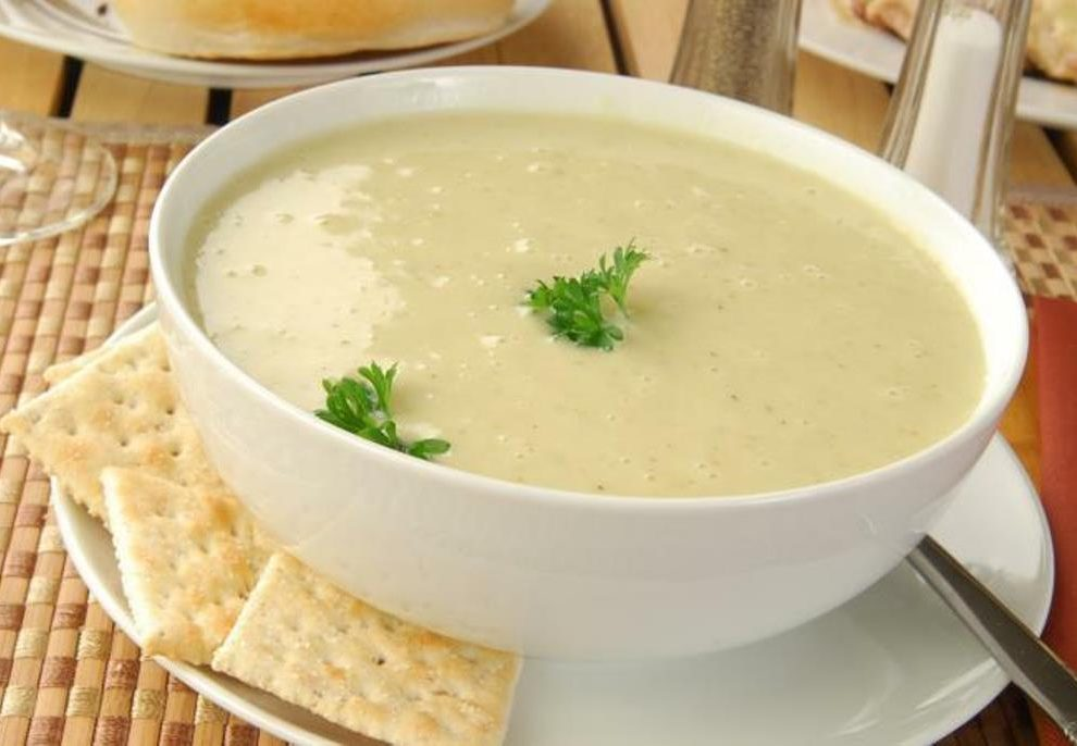 Recept dana: Pileća krem supica