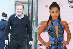 Piers Morgan se javno izvinio Ariani Grande zbog nedavnih prozivki
