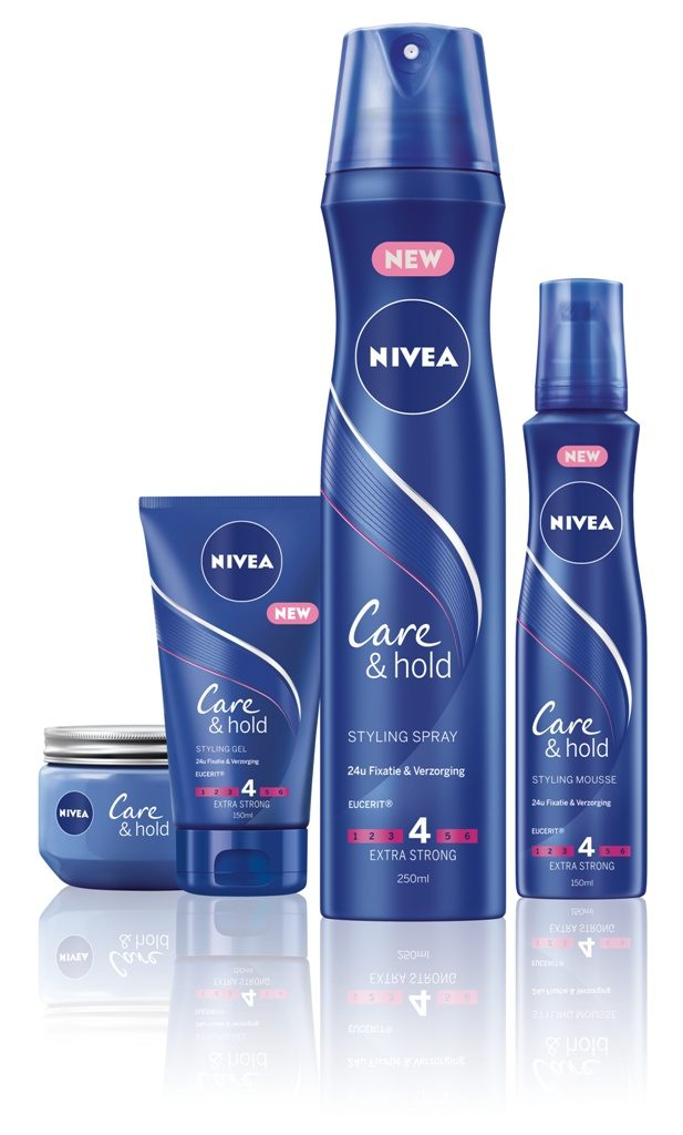 NOVO: NIVEA Care & Hold