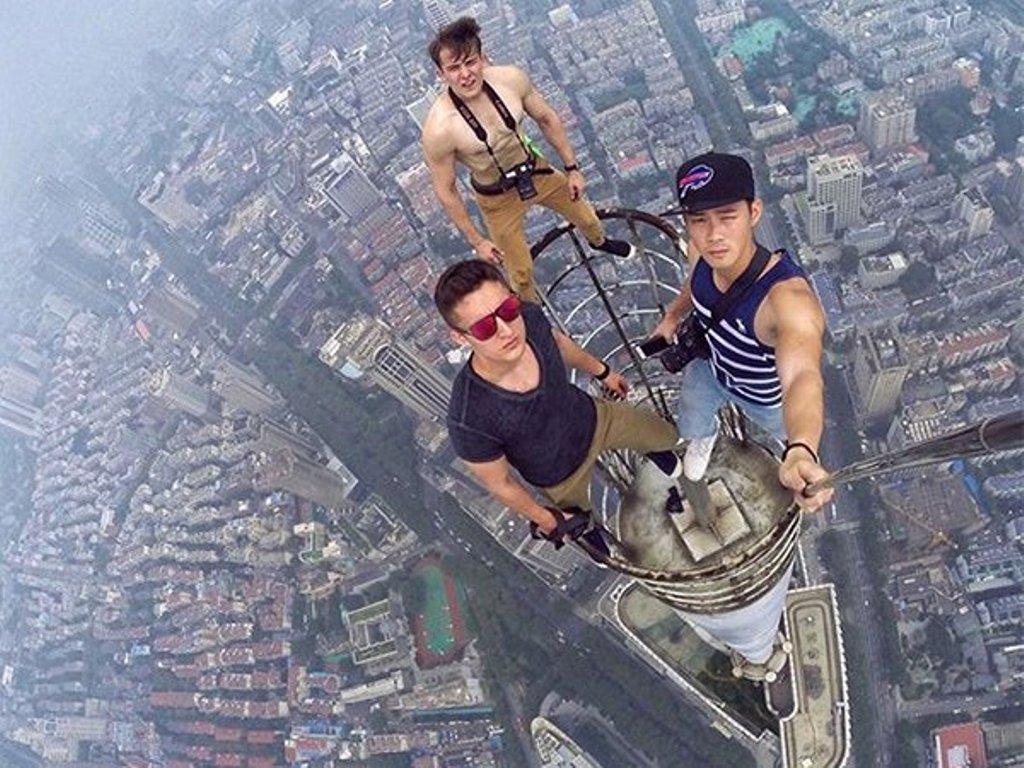 Lista najpopularnijih mesta za pravljenje selfija