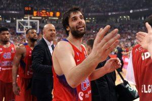 Teodosić: Gotovo sigurno napuštam CSKA, želeo bih da odem u NBA