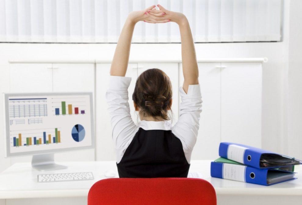 Vežbe u vašoj kancelariji