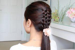 Neodoljiva letnja frizura: Napravite ziper pletenice (Video)