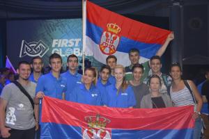 Uspešno učešće srpskog tima na Olimpijadi robotike u Vašingtonu!