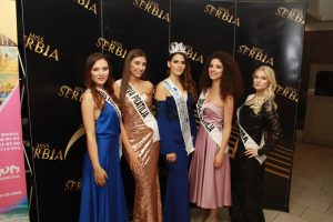 Hristina Jerotić je pobedila na Izboru za Miss Pančeva i plasirala se direkno u finalno takmičenje.