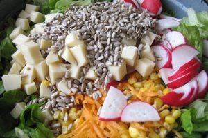 Recept dana: Salata sa suncokretom