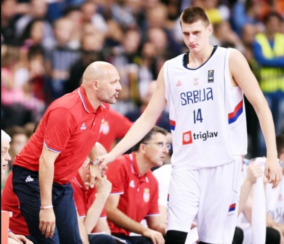 Nikola Jokić ne igra za Srbiju na EP!