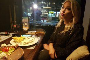 Milica Todorović na Zlatiboru traži alibi da bi smršala