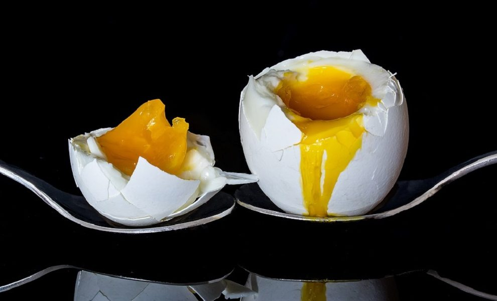 skuvano jaje