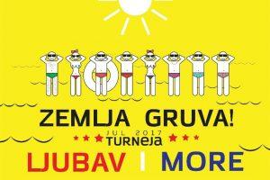 "Zemlja Gruva – novi singl i regionalna turneja ""Ljubav i more"""