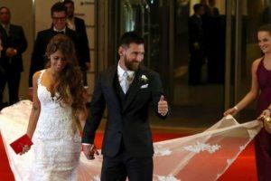 Oženio se Messi!