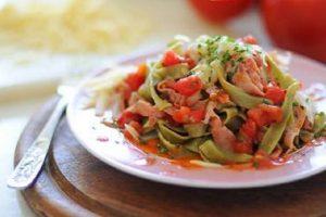 RECEPT DANA: Kineski rezanci s povrćem
