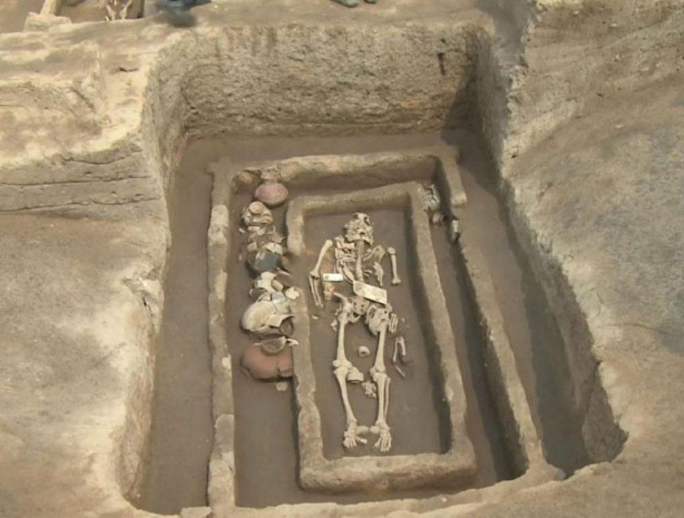 """U Kini pronađeni kosturi """"džinova"""" stari 5.000 godina"""