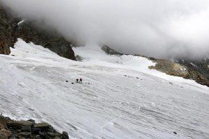 Stračni prizori nakon otapanja leda sa Alpa!