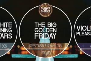 Fenomenalan provod ovog vikenda na splavu Shake'n'Shake