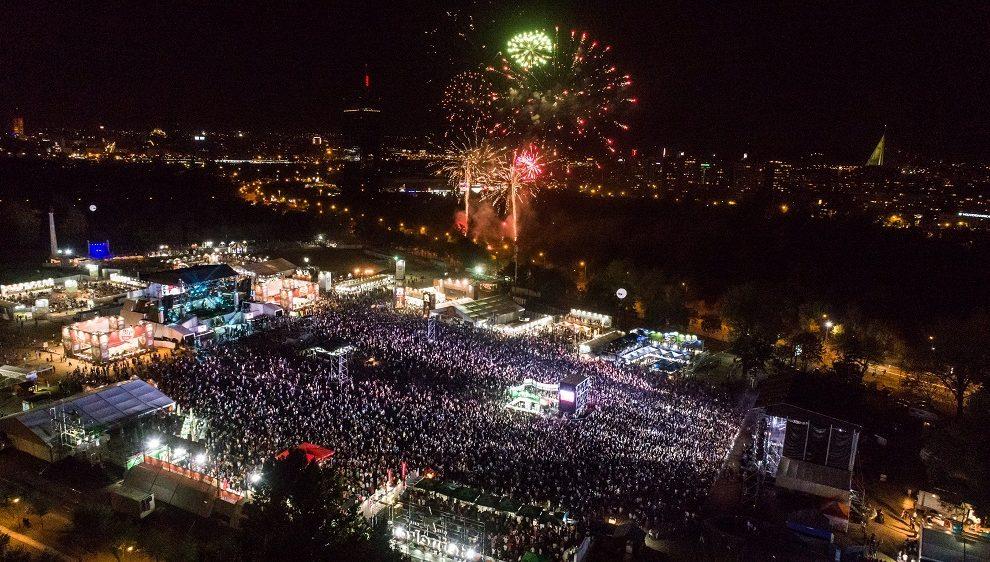 Beer fest : Za četiri dana na Ušću više od pola milona posetilaca