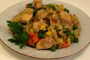 Recept dana: Doručak od piletine i graška