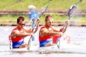 Srpski kajakaši prvaci sveta!