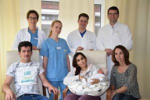 Sirijska porodica kćerki dala ime po Angeli Merkel