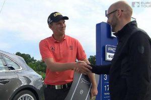 Golfer pogodio rupu iz prve, a kao nagradu dobio Porsche od 158.000 evra!