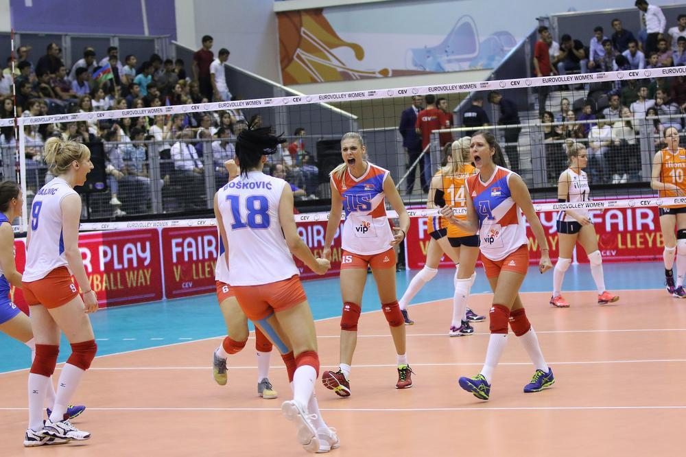Odbojkašice Srbije dobile protivnike u grupi na SP