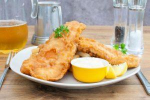 Predlog za ručak: Pohovana riba i pomfrit