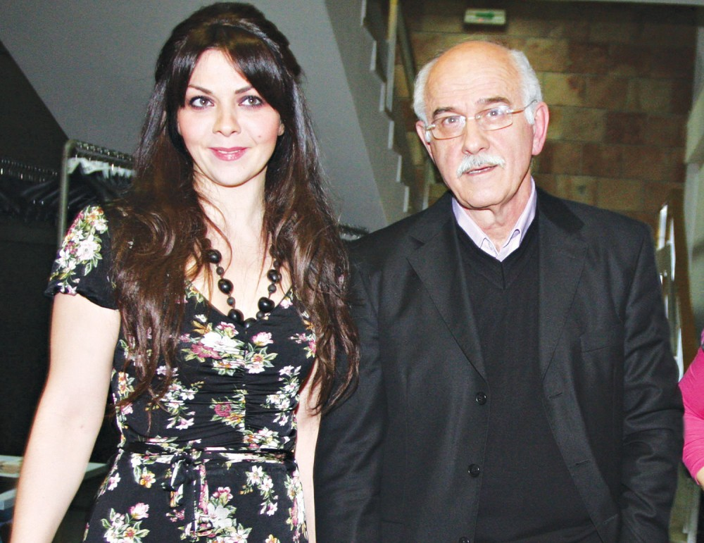 Pomirili se otac i ćerka! Kornelije Kovač oprostio Kristini!