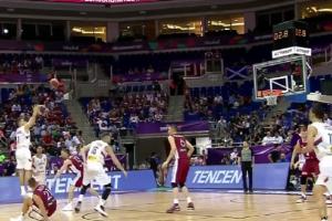 Košarkaši Srbije izgubili od Rusije