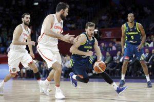 Slovenački košarkaši presrećni, žele Srbiju u finalu EP