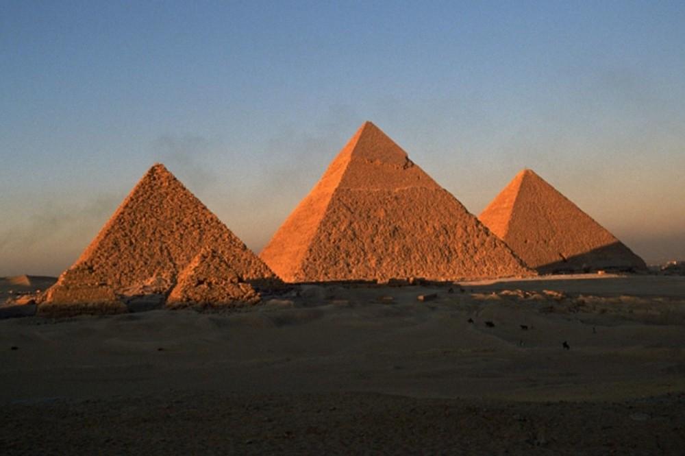 Otkriveno kako su izgrađene piramide u Egiptu (VIDEO)
