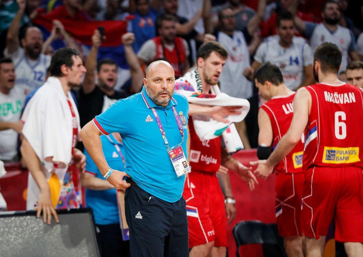 Đorđević: Idemo na zlato – što Srbija ne bi pobedila Amerikance?