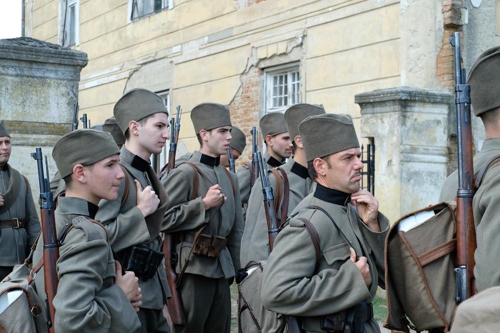 "Počelo je snimanje filma ""Zaspanka za vojnike"" Predraga Gage Antonijevića"