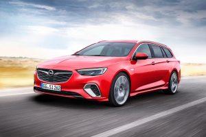 Oštra, moćna, Opel Insignia GSi Sports Tourer: Sportski karavan bez kompromisa