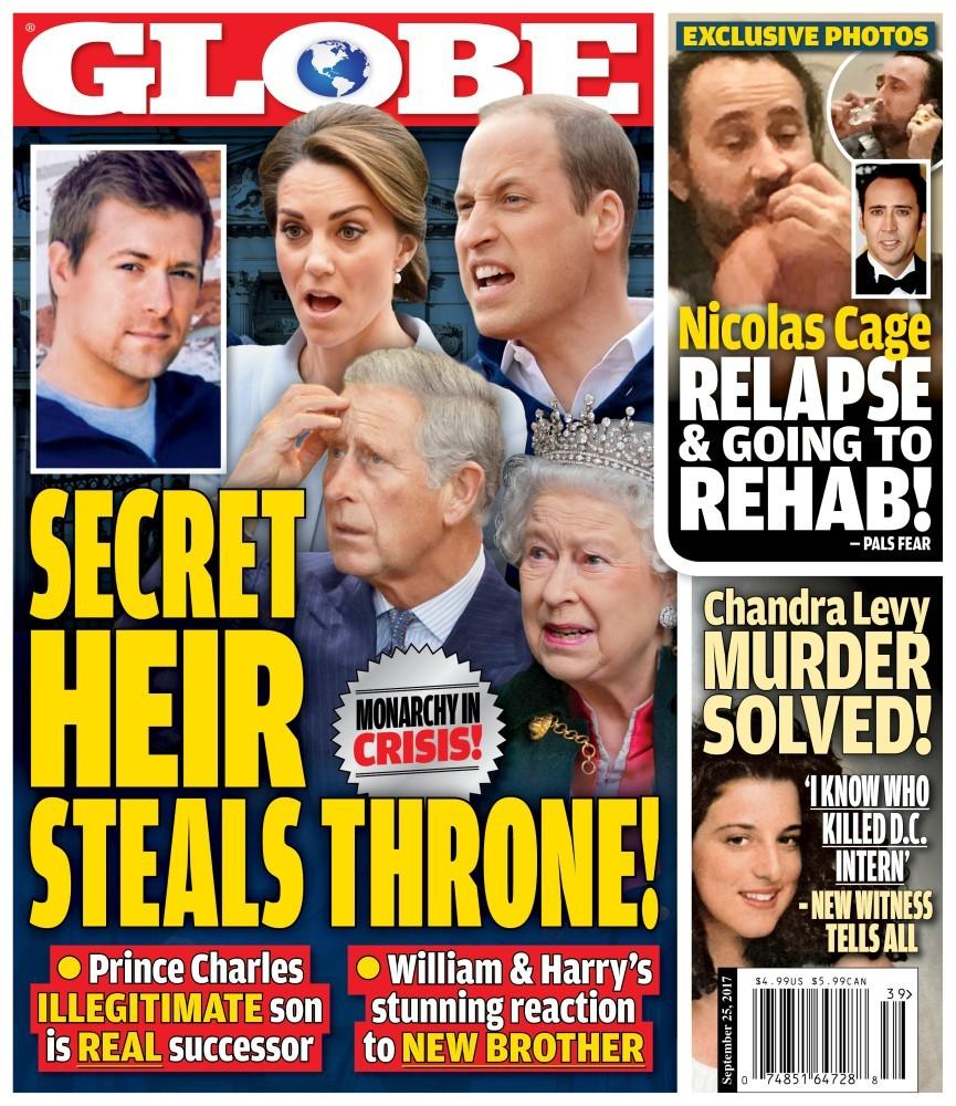 Tajni naslednik Britanskog prestola!?