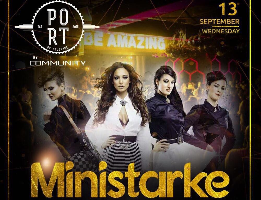 Splav PORT je ,najpopularniji klub u prestonici, ove nedelje muzička fešta uz MINISTARKE i MILIGRAM