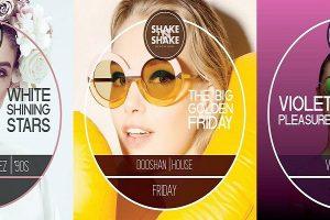 Spremite se za sjajne žurke ovog vikenda na splavu SHAKE 'N' SHAKE!