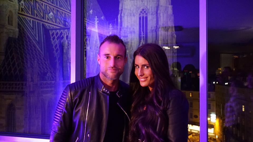 Nakon spektakularne revije u Njujorku Didi J posetila Philipp Plein i u Beču!