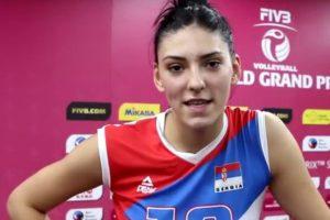 Tijana Bošković najbolja igračica Evropskog prvenstva!