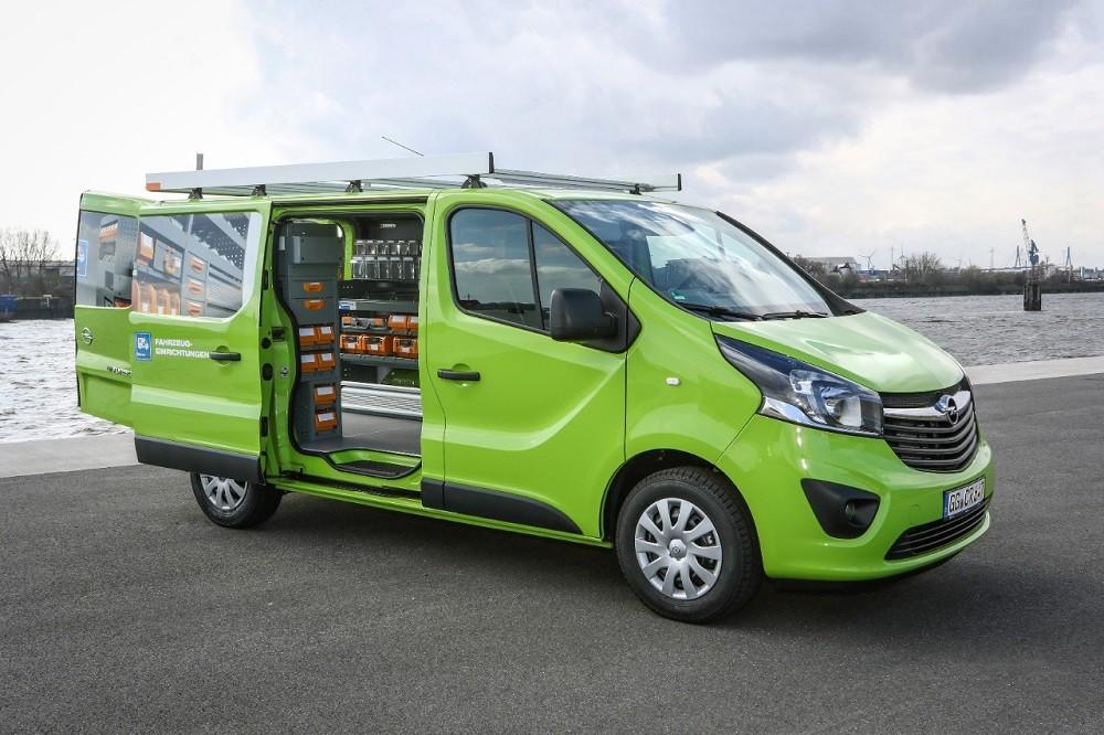 Opel Combo, Vivaro i Movano: Skrojeni za izvršavanje svih zadataka