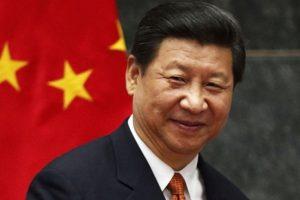Kinezi tapšu Si Djinpingu i na telefonu