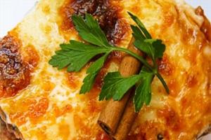 Predlog za ručak: Zapečena blitva i suvo meso