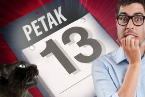 Pet pravila protiv malera: Šta NIKAKO ne raditi na PETAK 13!