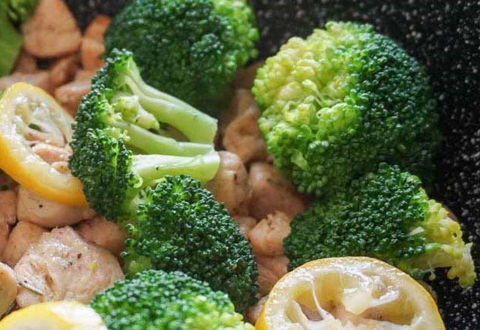 Predlog za ručak: Ćuretina i brokoli