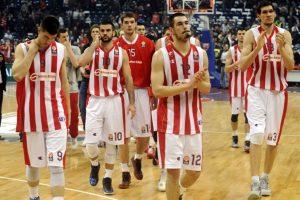 Košarkaši Crvene zvezde izgubili u Kaunasu!