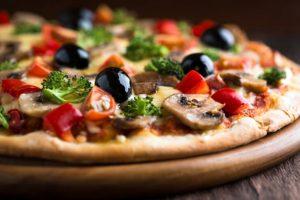 predlog za ručak, pizza, vegeteriana, recept, press serbia