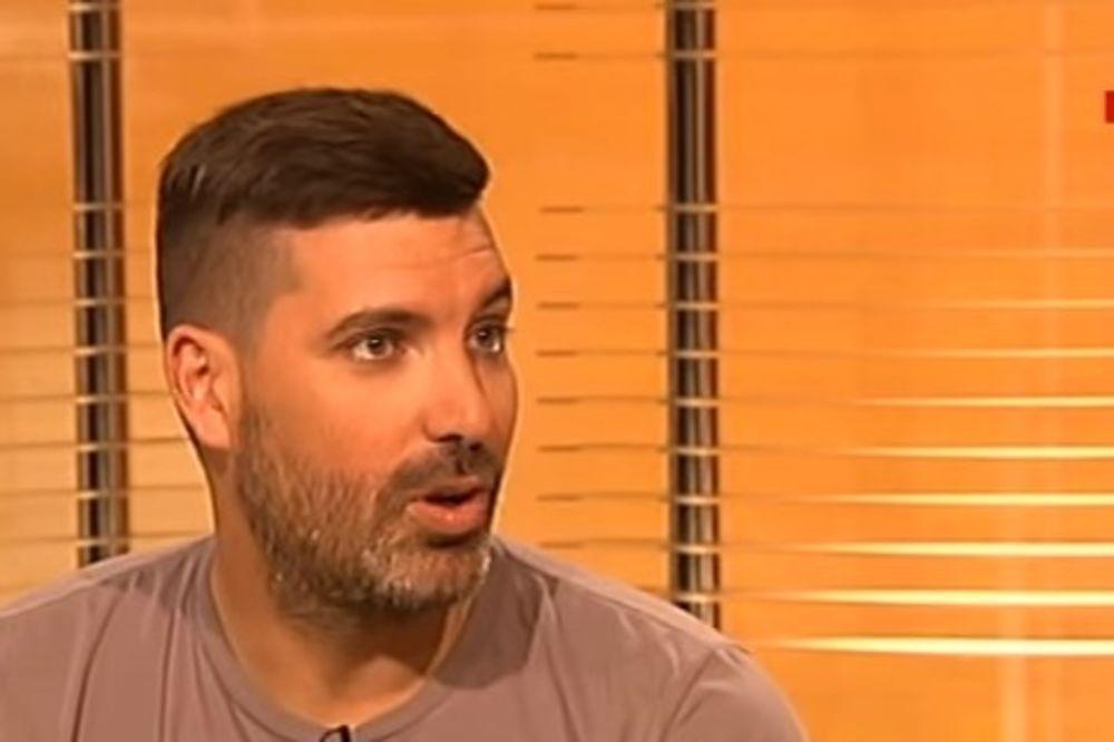 Luka Lazukić je smišljeno ušao u brak s Natašom Bekvalac kako bi joj oteo deo imovine...