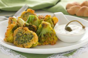 Recept dana: Pohovani brokoli i sos