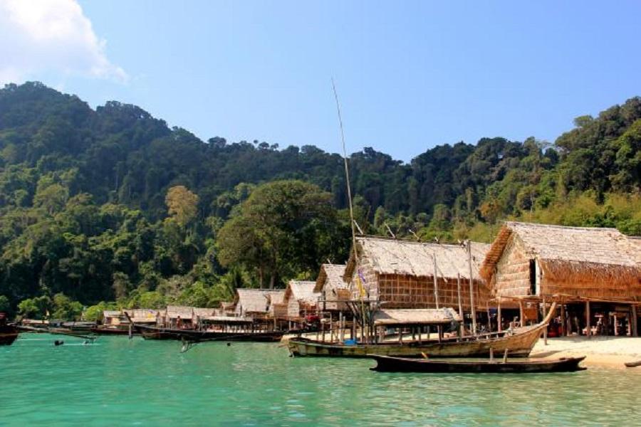 Za njih je more dom! Upoznajte nomade iz jugoistočne Azije