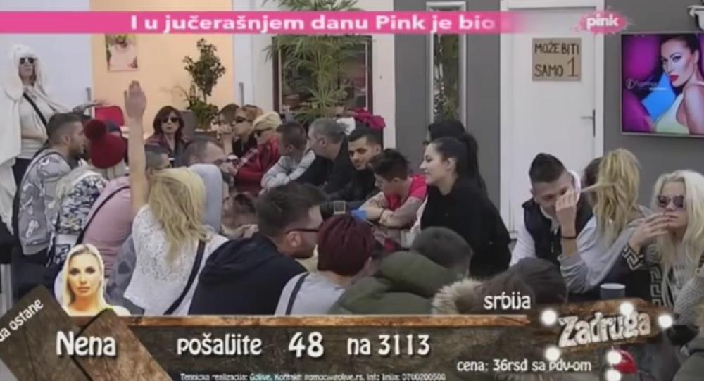 Teodora i Luna urlale jedna na drugu! (VIDEO)