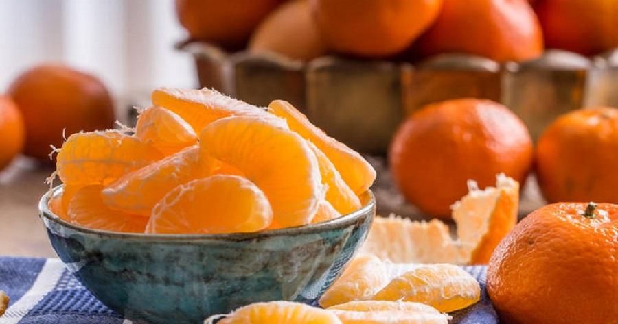 Mandarine za vitak stas i jači imunitet